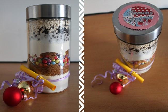 DIY Geschenkidee: Kekse im Glas!