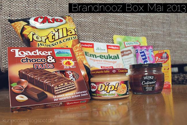 brandnooz Box Mai 2013
