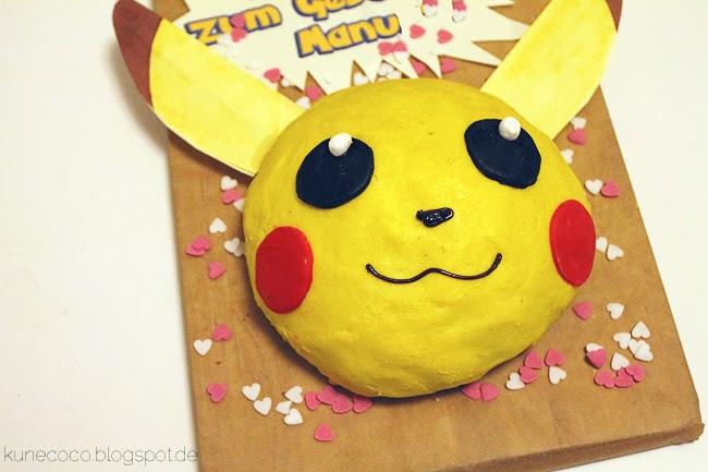 Rezept Pikachu Kuchen Kunecoco