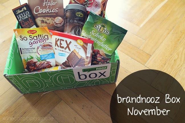 brandnooz Box November