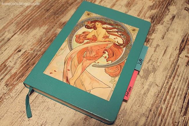 KuneCoco • DIY • Kalender selbst gestalten • Fertiger Kalender