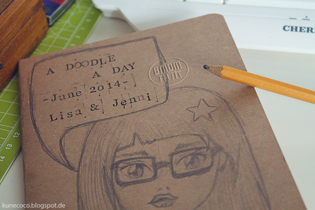 Project ADAD: A doodle a day
