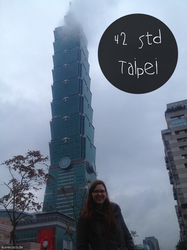 42 Stunden Taiwan