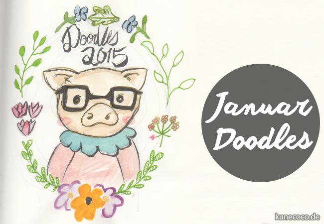 Project ADAD ~ Januar Doodles