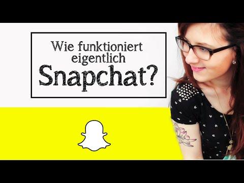 Wie funktioniert eigentlich dieses Snapchat?