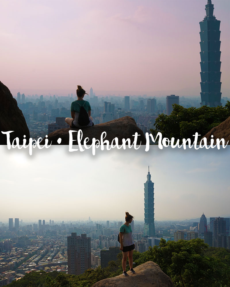 KuneCoco • Taipei, Taiwan: Elephant Mountain