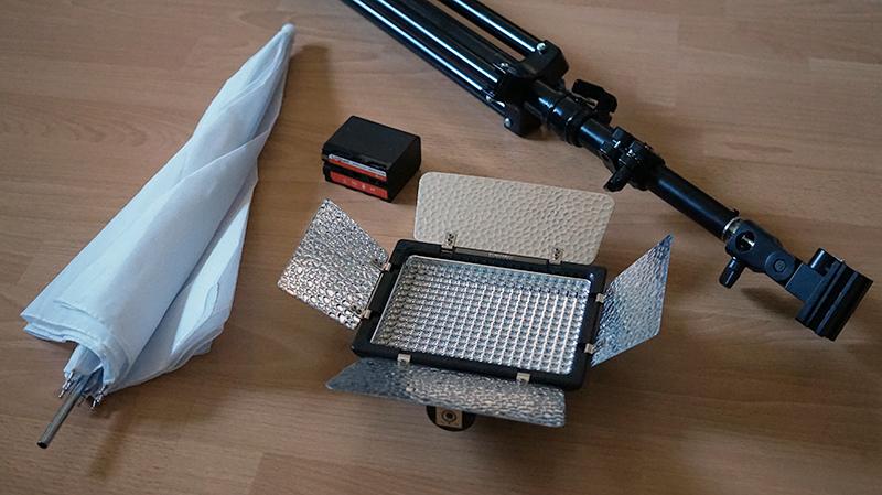 KuneCoco • Mein Blogger Equipment • Licht