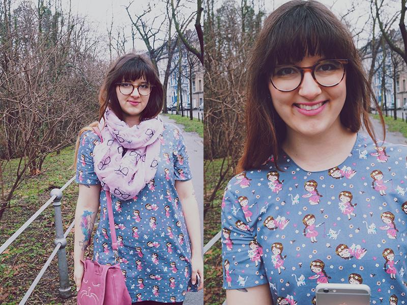 KuneCoco • DIY your closet Februar • Crazy Catlady Dress • Katzenkleid