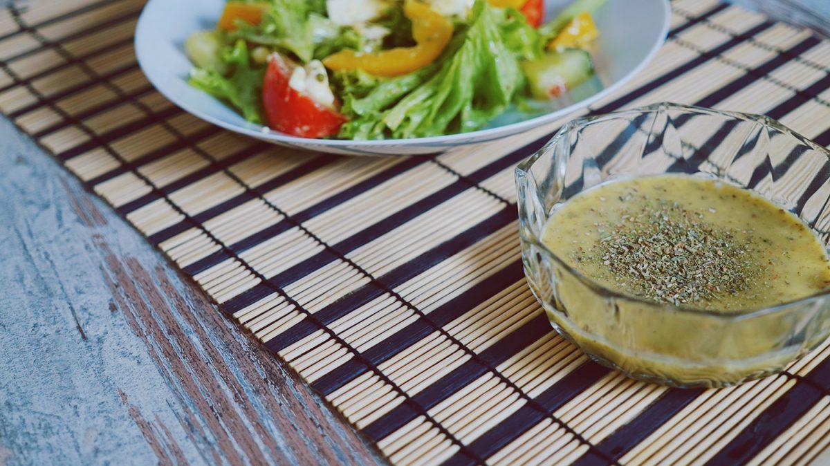 Rezept ~ Honig-Himbeer-Senf-Dressing