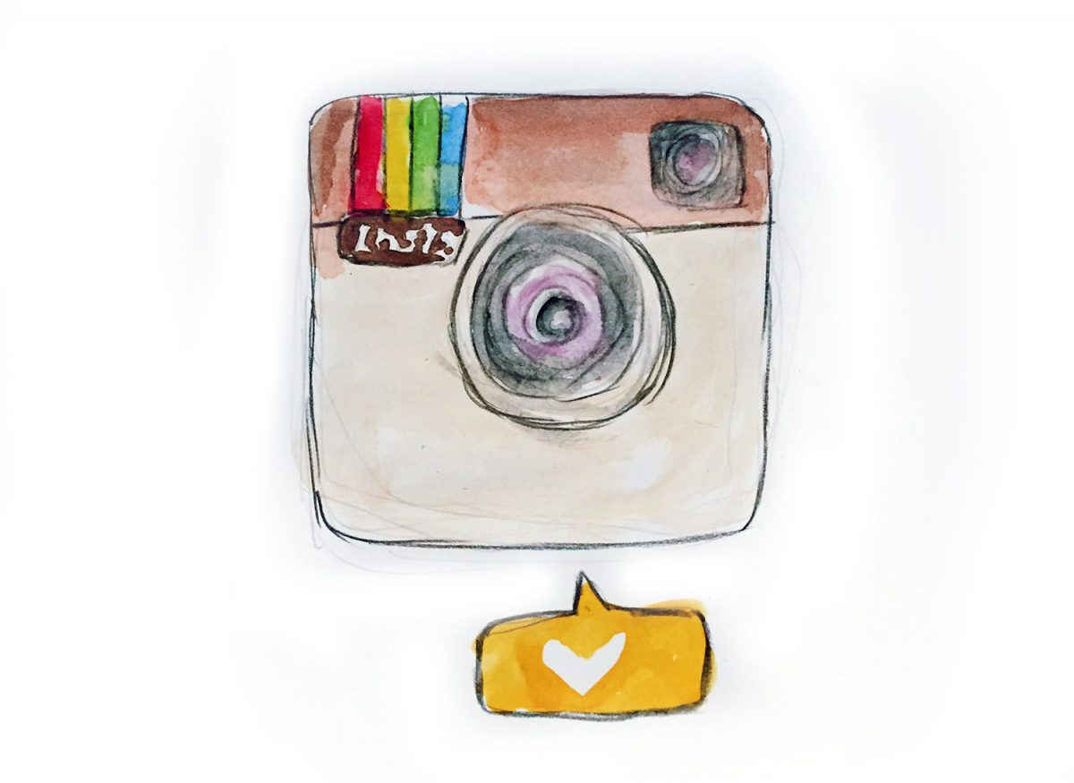 Instagram – Über Themen und Reihen
