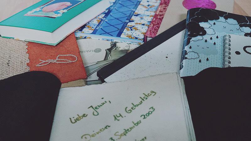 KuneCoco • Über die Angst, schöne Dinge zu benutzen • Notizbücher