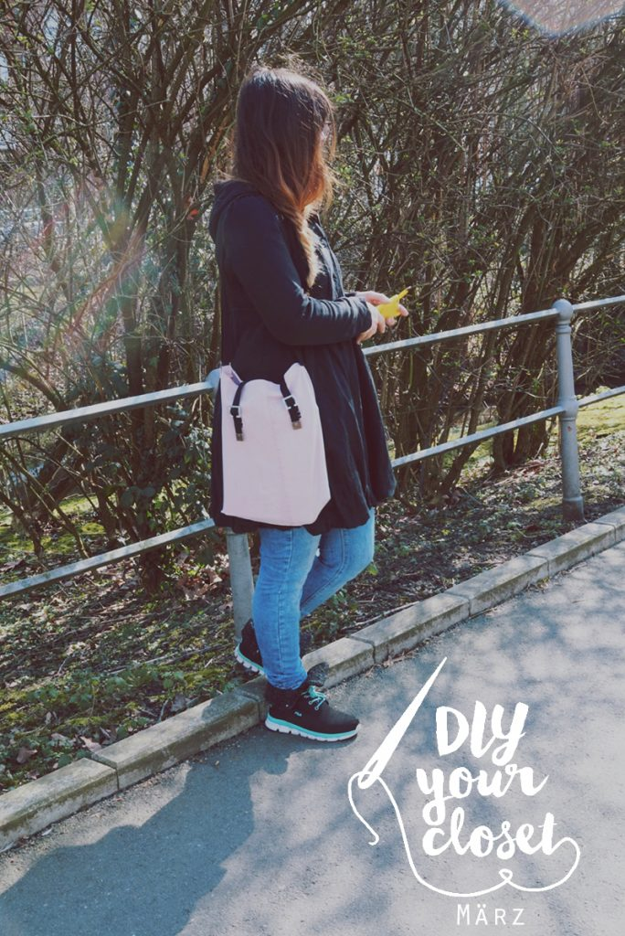 KuneCoco • DIY your closet • Upcycling: Tasche aus alter Jeans