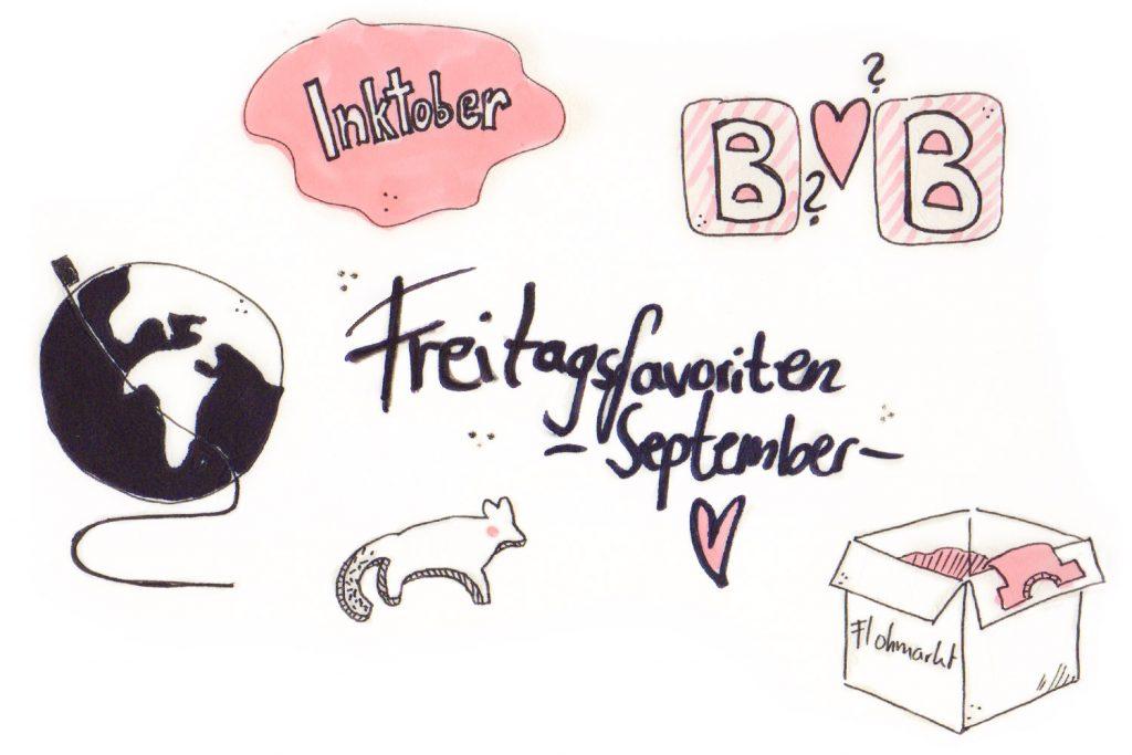 KuneCoco • Freitagsfavoriten September 2016