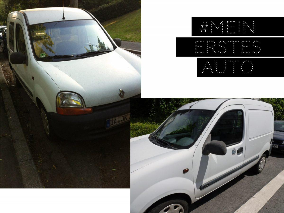 #MeinErstesAuto – Kangoo-Liebe