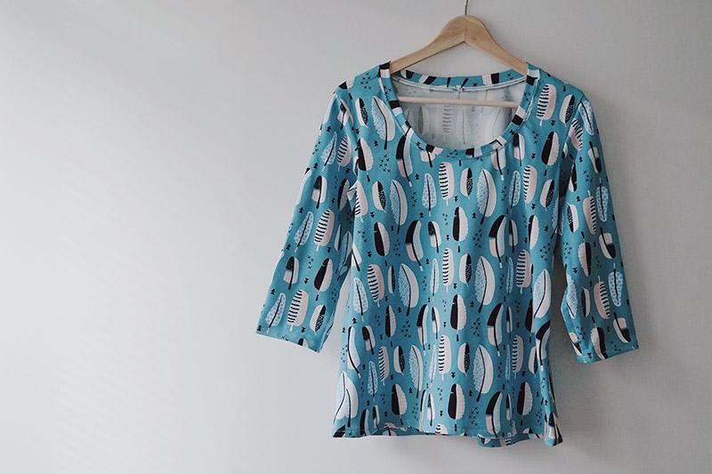 KuneCoco • DIY your closet Oktober • Jerseyshirt