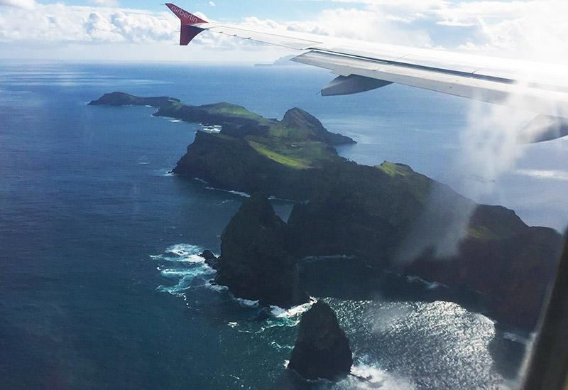 Flucht vor dem Winter? Ab nach Madeira.