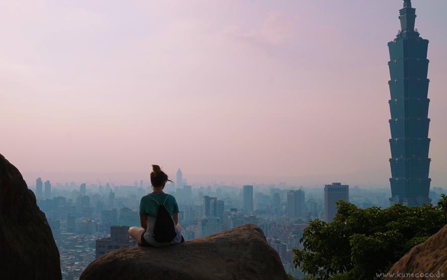 KuneCoco • Taiwan • Elephant Mountain