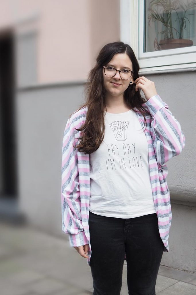 KuneCoco • #naehdirwas • Näh-Projekt Februar: Oversize-Jacke aus Jersey