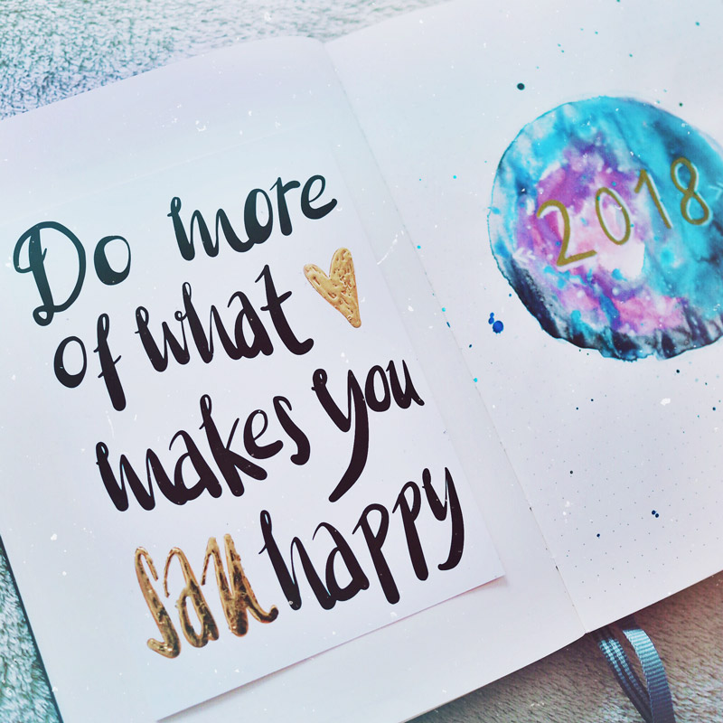 Do more of what makes you sauhappy