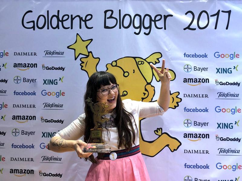 Die Goldenen Blogger 2017