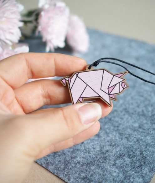 Origamikette