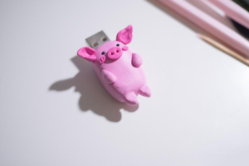KuneCoco • Fimo • DIY USB-Stick