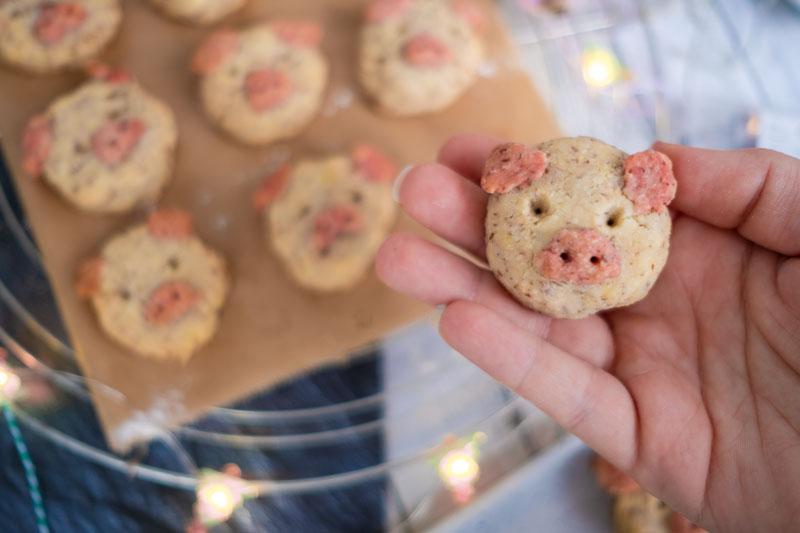 KuneCoco • Rezept Schweinachtliche Plätzchen