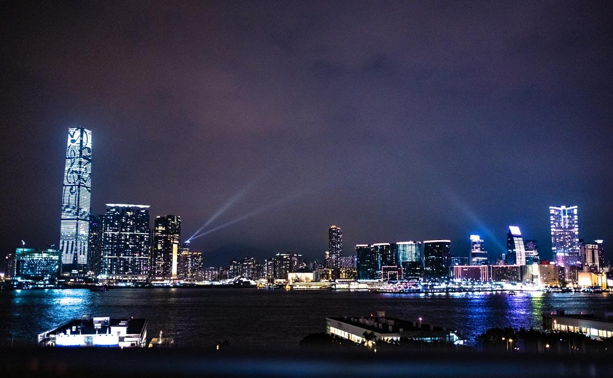 KuneCoco • Hongkong • A Symphony Of Lights • IFCMall
