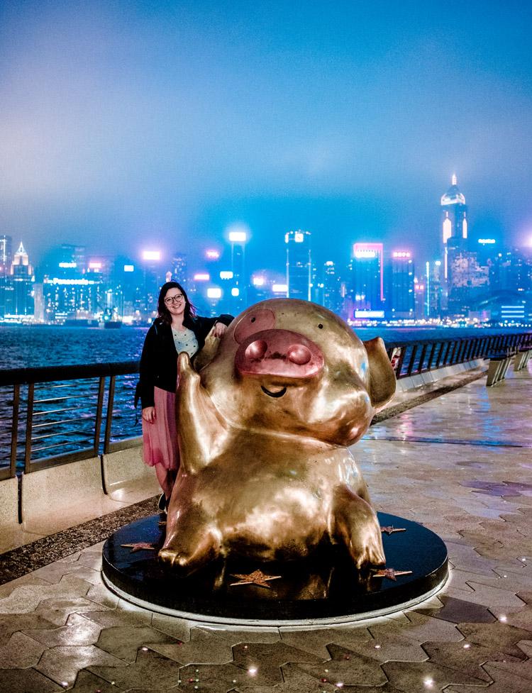 KuneCoco • Hongkong Hafen